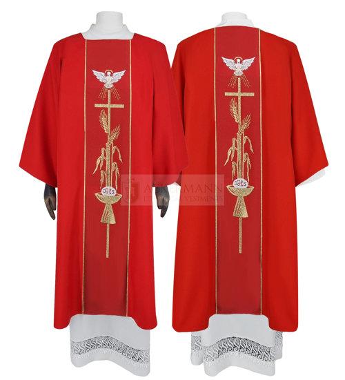 Gothic Dalmatic Holy Spirit model 007