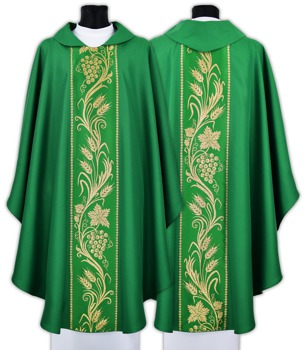 Gothic Chasuble model 043