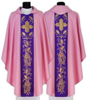 Gothic Chasuble model 045