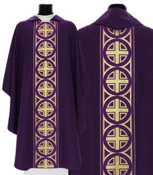 Gothic Chasuble model 046