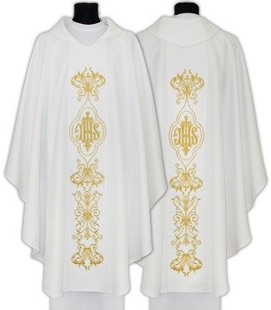 Gothic Chasuble model 528
