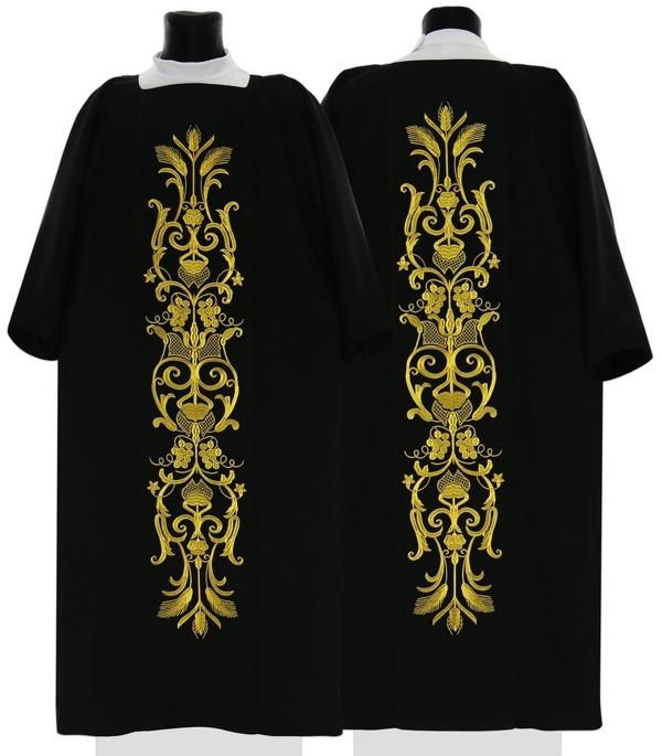 Black Gothic Dalmatic
