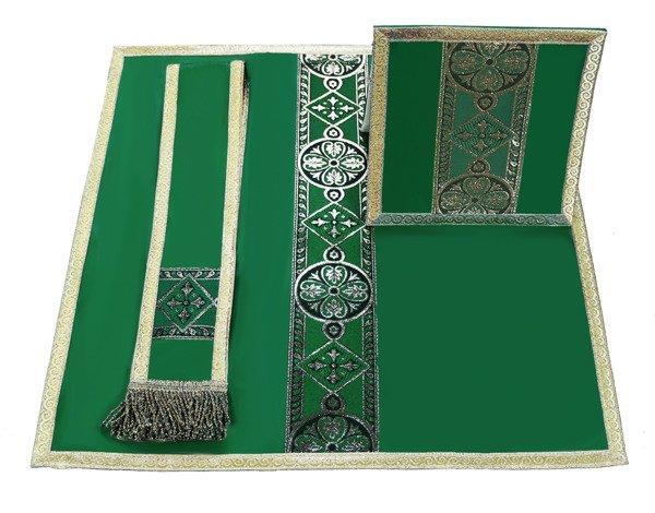 Burse, maniple and chalice veil model 113