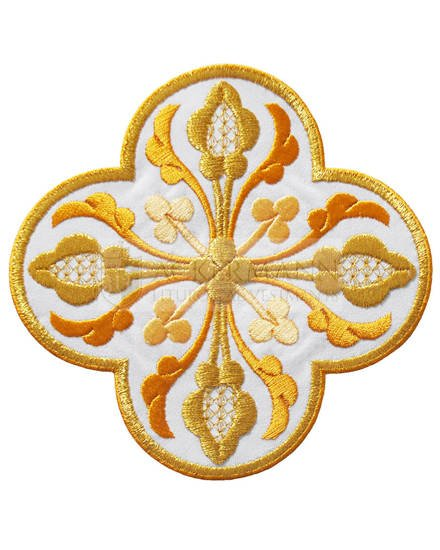 Embroidered Applique