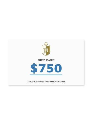Gift Card 750