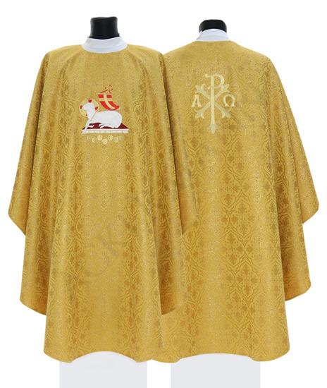 Gothic Chasuble Lamb model 705
