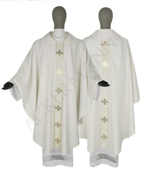 Gothic Chasuble Maltese Crosses model 104