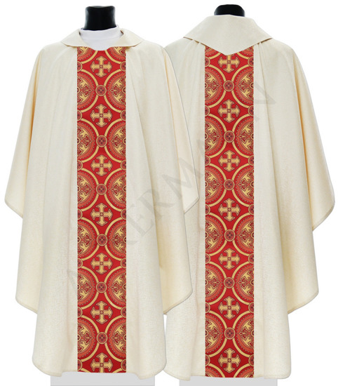 Gothic Chasuble model 055