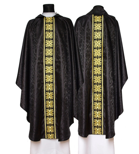 Gothic Chasuble model 555