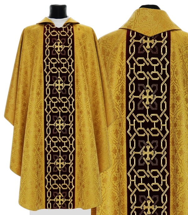 Gothic Chasuble model 574