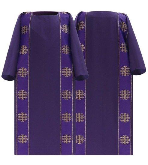 Gothic Dalmatic Jerusalem Crosses model 103