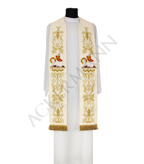 "Gothic Stole The Lamb of God ""Agnus Dei"""