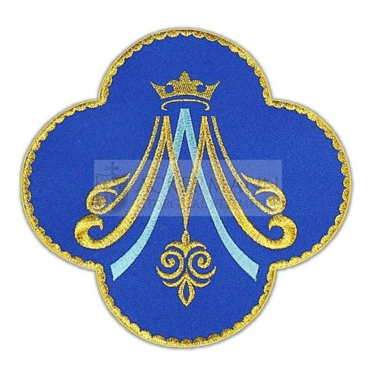Marian Embroidered Applique