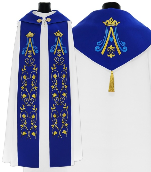 Marian Gothic Cope model 537
