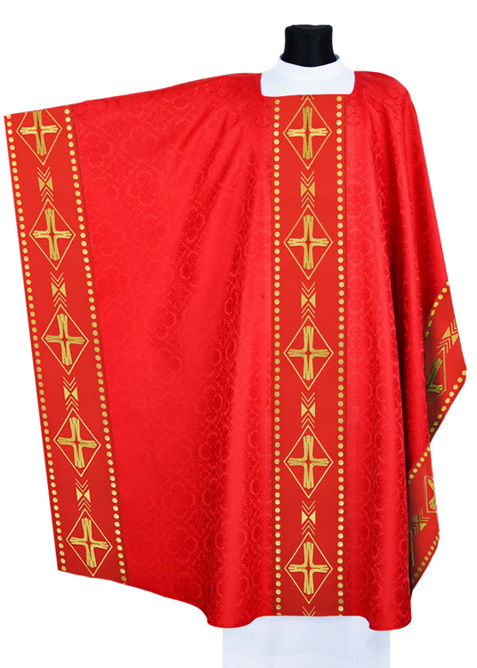Monastic Chasuble model 553