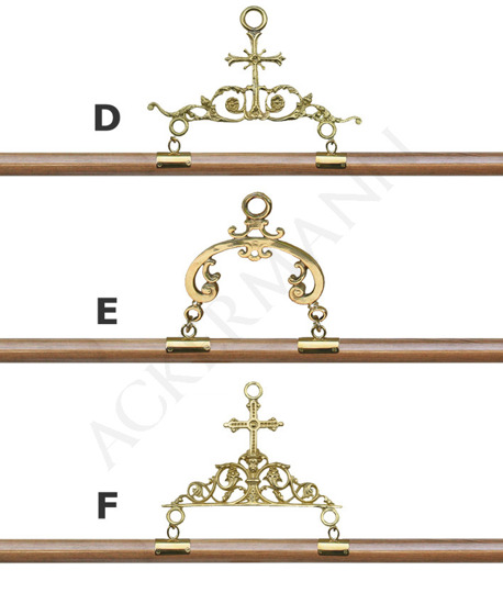 Processional Banner Stand for church BS-112