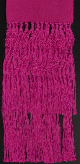 Purple cincture for cassock