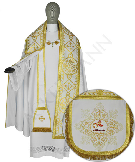 "Roman Cope Lamb of God ""Agnus Dei"""