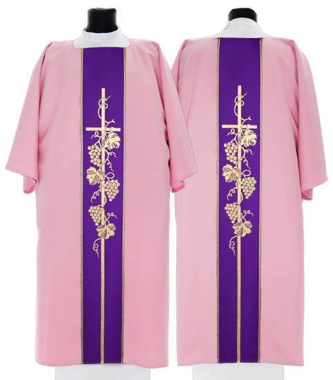 Rose Gothic Dalmatic model 019