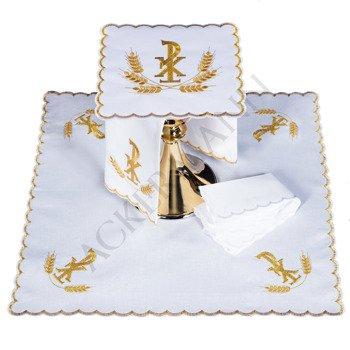Altar linen the Chi-Rho symbol
