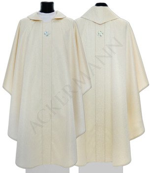 Gothic Chasuble model 058