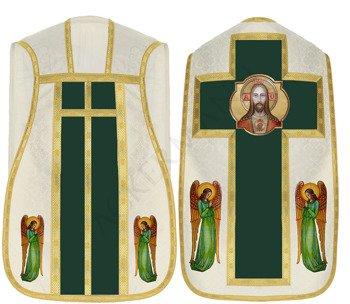 Roman Chasuble Heart of Jesus model 773