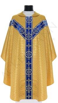 Marian Semi Gothic Chasuble model 579