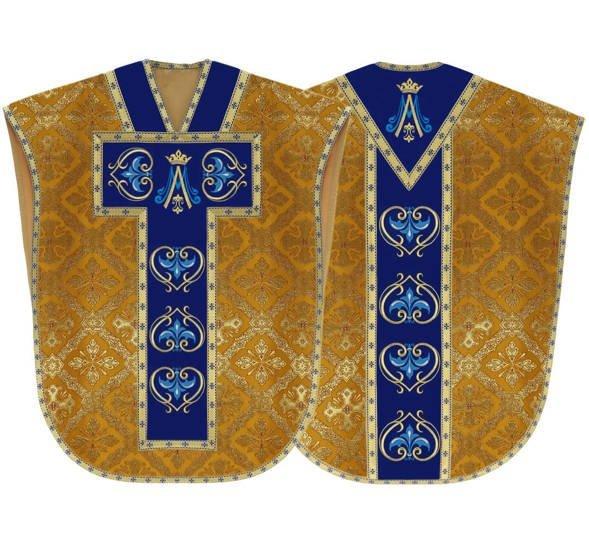 Gold Chasuble St. Philip Neri