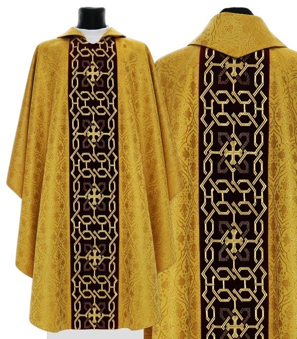 Gothic Chasuble model 574