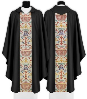 Gothic Chasuble model 115